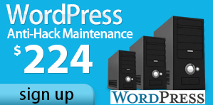 wordpress anti-hack